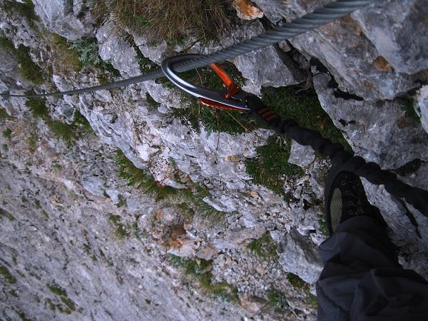 Foto: Andreas Koller / Klettersteig Tour / Bismarcksteig und Predigtstuhl (1902m) / 29.04.2016 19:15:03