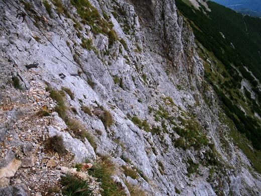 Foto: Andreas Koller / Klettersteig Tour / Bismarcksteig und Predigtstuhl (1902m) / 29.04.2016 19:14:55