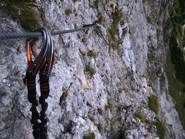 Foto: Andreas Koller / Klettersteig Tour / Bismarcksteig und Predigtstuhl (1902m) / 29.04.2016 19:14:39