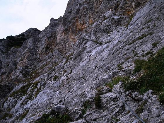 Foto: Andreas Koller / Klettersteig Tour / Bismarcksteig und Predigtstuhl (1902m) / 29.04.2016 19:14:22