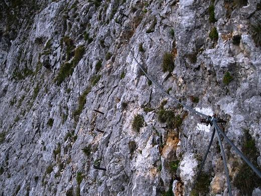Foto: Andreas Koller / Klettersteig Tour / Bismarcksteig und Predigtstuhl (1902m) / 29.04.2016 19:14:13
