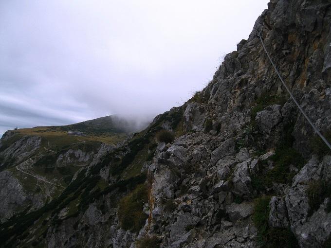 Foto: Andreas Koller / Klettersteig Tour / Bismarcksteig und Predigtstuhl (1902m) / 29.04.2016 19:13:53