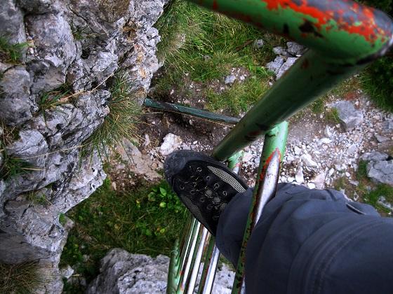 Foto: Andreas Koller / Klettersteig Tour / Bismarcksteig und Predigtstuhl (1902m) / 29.04.2016 19:11:21
