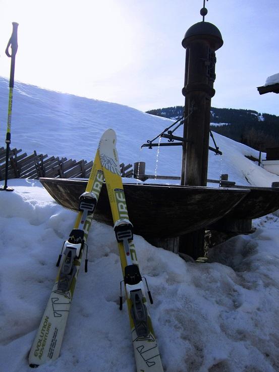 Foto: Andreas Koller / Skitour / Steile Hänge am Marterlkopf (2445m) / 13.05.2016 01:11:24