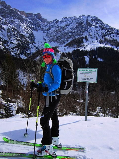 Foto: Andreas Koller / Skitour / Steile Hänge am Marterlkopf (2445m) / 13.05.2016 01:10:30