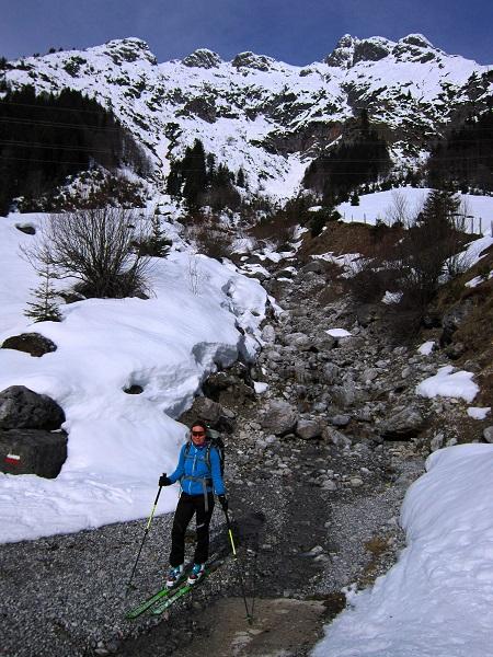 Foto: Andreas Koller / Skitour / Steile Hänge am Marterlkopf (2445m) / 13.05.2016 01:10:16