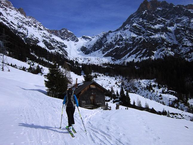 Foto: Andreas Koller / Skitour / Steile Hänge am Marterlkopf (2445m) / 13.05.2016 01:10:02