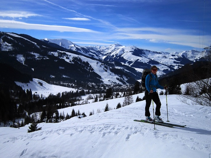 Foto: Andreas Koller / Skitour / Steile Hänge am Marterlkopf (2445m) / 13.05.2016 01:09:49