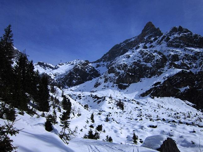 Foto: Andreas Koller / Skitour / Steile Hänge am Marterlkopf (2445m) / 13.05.2016 01:09:20