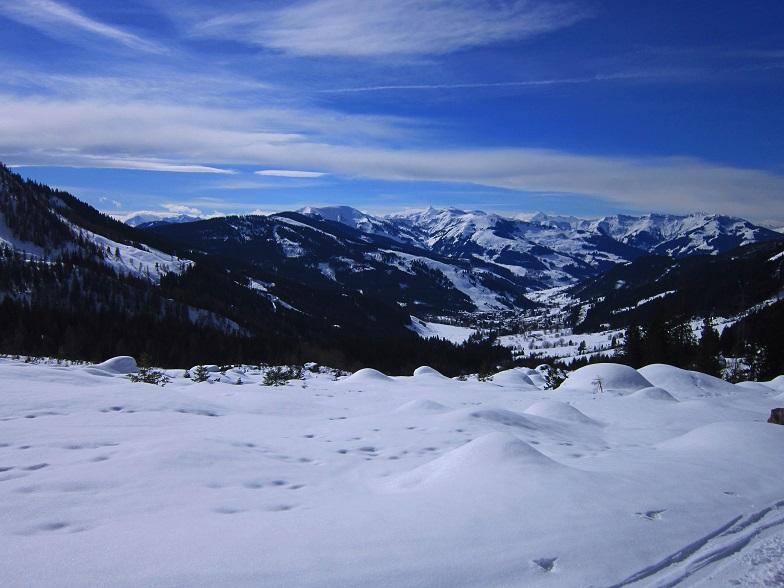 Foto: Andreas Koller / Skitour / Steile Hänge am Marterlkopf (2445m) / 13.05.2016 01:08:58