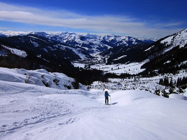 Foto: Andreas Koller / Skitour / Steile Hänge am Marterlkopf (2445m) / 13.05.2016 01:08:05