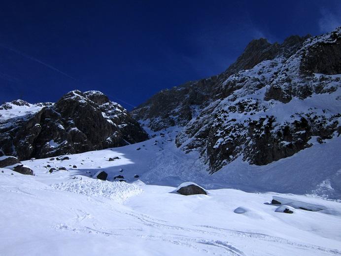 Foto: Andreas Koller / Skitour / Steile Hänge am Marterlkopf (2445m) / 13.05.2016 01:07:55