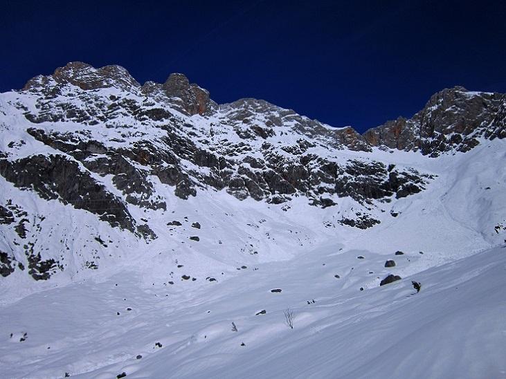 Foto: Andreas Koller / Skitour / Steile Hänge am Marterlkopf (2445m) / 13.05.2016 01:07:35