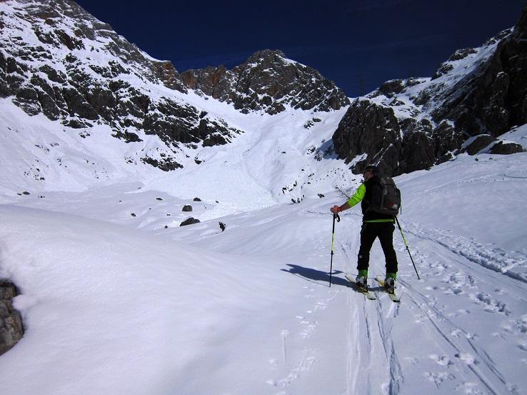 Foto: Andreas Koller / Skitour / Steile Hänge am Marterlkopf (2445m) / 13.05.2016 01:07:26