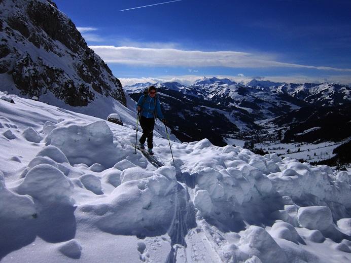 Foto: Andreas Koller / Skitour / Steile Hänge am Marterlkopf (2445m) / 13.05.2016 01:06:56