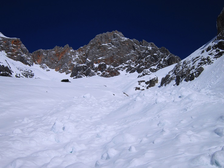 Foto: Andreas Koller / Skitour / Steile Hänge am Marterlkopf (2445m) / 13.05.2016 01:06:12