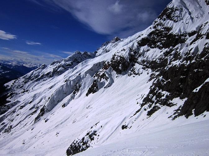 Foto: Andreas Koller / Skitour / Steile Hänge am Marterlkopf (2445m) / 13.05.2016 01:05:58