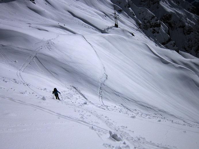 Foto: Andreas Koller / Skitour / Steile Hänge am Marterlkopf (2445m) / Steil! / 13.05.2016 01:05:39