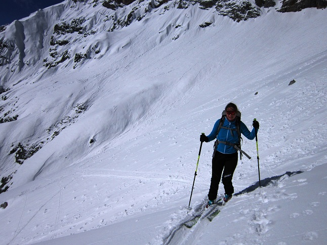 Foto: Andreas Koller / Skitour / Steile Hänge am Marterlkopf (2445m) / 13.05.2016 01:04:59