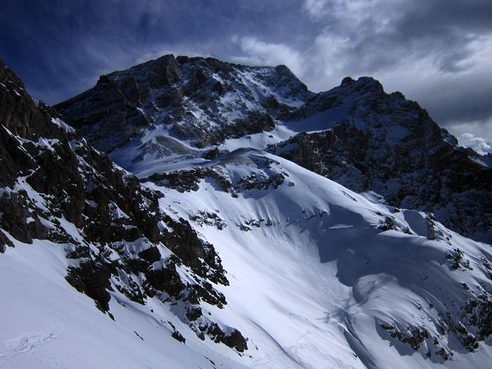 Foto: Andreas Koller / Skitour / Steile Hänge am Marterlkopf (2445m) / 13.05.2016 01:04:00