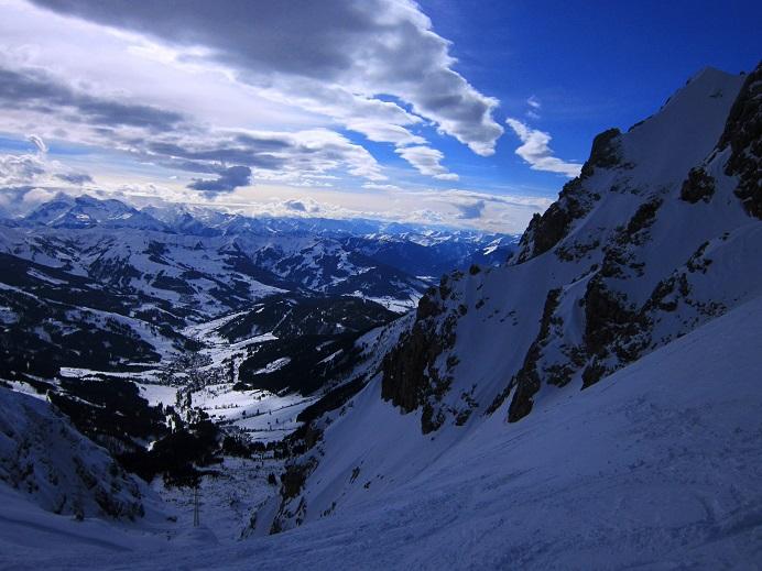 Foto: Andreas Koller / Skitour / Steile Hänge am Marterlkopf (2445m) / 13.05.2016 01:03:52