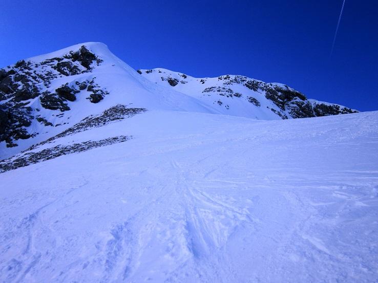 Foto: Andreas Koller / Skitour / Steile Hänge am Marterlkopf (2445m) / 13.05.2016 01:03:41