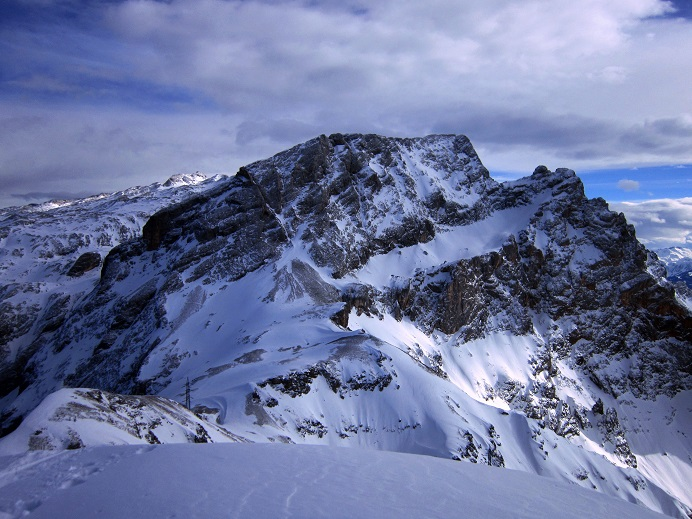Foto: Andreas Koller / Skitour / Steile Hänge am Marterlkopf (2445m) / 13.05.2016 01:02:11