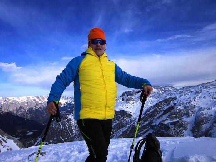 Foto: Andreas Koller / Skitour / Steile Hänge am Marterlkopf (2445m) / 13.05.2016 01:01:23