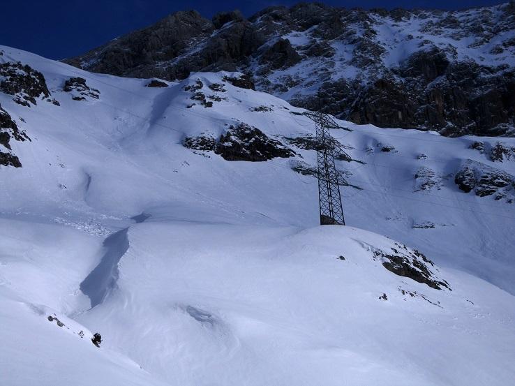 Foto: Andreas Koller / Skitour / Steile Hänge am Marterlkopf (2445m) / 13.05.2016 00:59:40