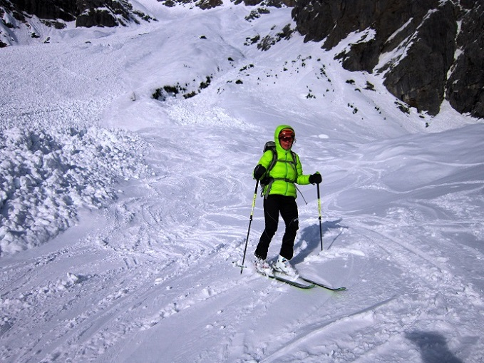 Foto: Andreas Koller / Skitour / Steile Hänge am Marterlkopf (2445m) / 13.05.2016 00:59:18