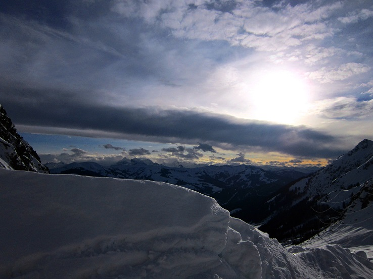 Foto: Andreas Koller / Skitour / Steile Hänge am Marterlkopf (2445m) / 13.05.2016 00:59:06