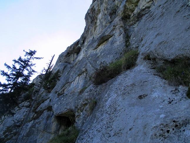 Klettersteig Himmelsleiter : Climbing in mariazell klettersteig der extraklasse