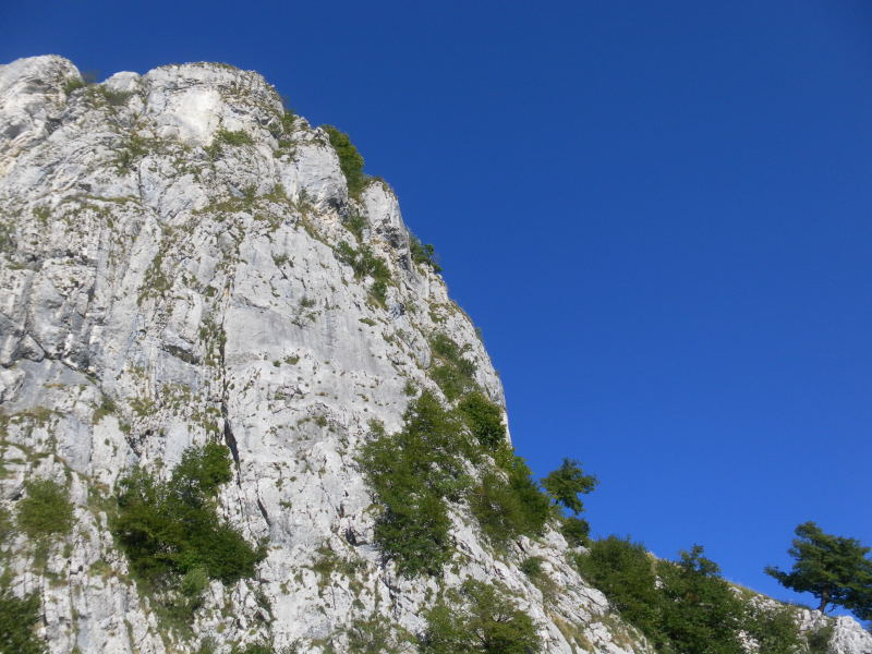 Klettersteig Comer See : Fotogalerie tourfotos fotos zur klettersteig tour corno di