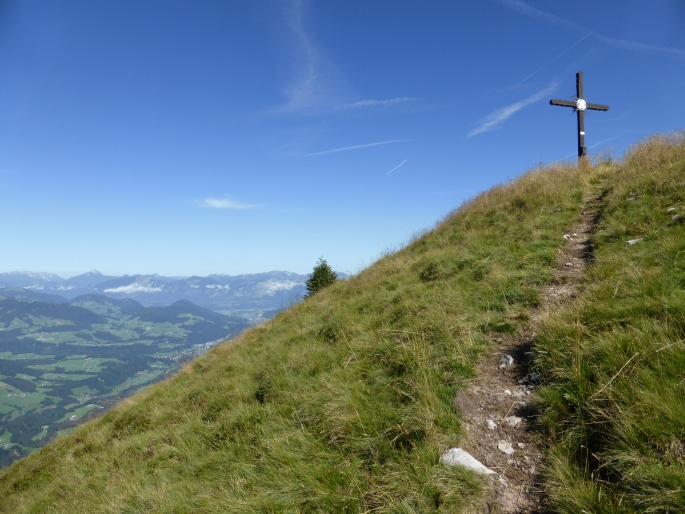 Foto: Manfred Karl / Wandertour / Panoramawanderung Gampenkogel und Fleiding / Fleiding / 07.08.2016 19:23:42