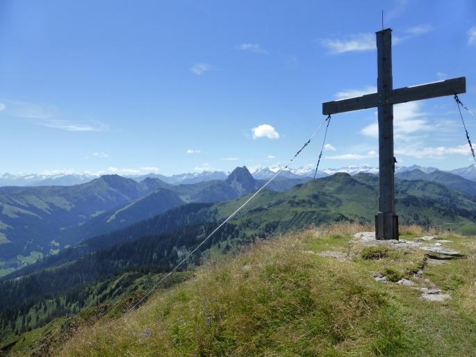 Foto: Manfred Karl / Wandertour / Panoramawanderung Gampenkogel und Fleiding / Gampenkogel / 07.08.2016 19:19:55