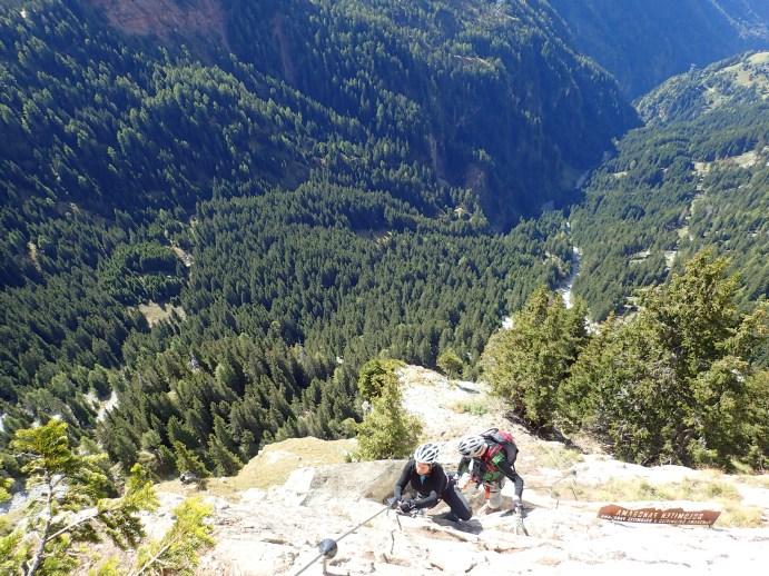 Klettersteig Ifinger : Bergfex heini holzer kl klettersteig tour südtirol