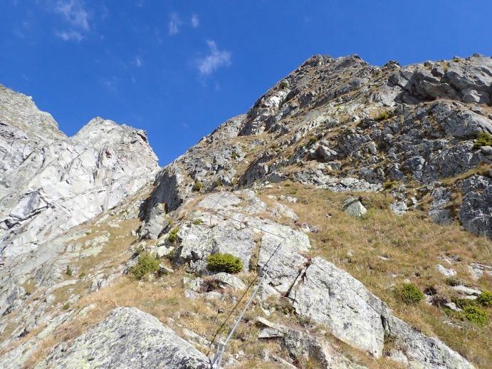 Klettersteig Ifinger : Magic trails hikes großer ifinger m heini holzer