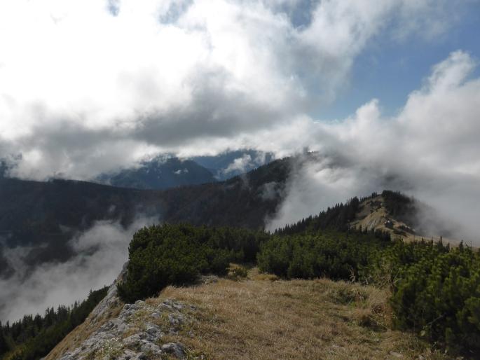 Foto: Manfred Karl / Wandertour / Großer Ötscher mit Gipfelrundweg / 13.11.2016 19:10:01