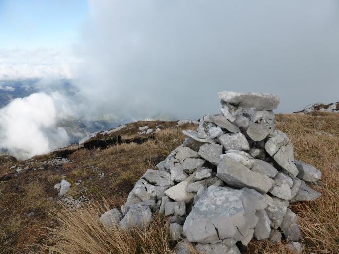 Foto: Manfred Karl / Wandertour / Großer Ötscher mit Gipfelrundweg / Am Taubenstein / 13.11.2016 19:05:12