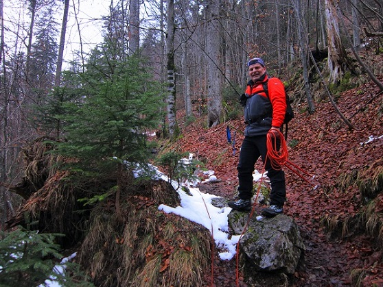 Foto: Andreas Koller / Wander Tour / Im Winter aufs Kienbergl (1071m) / 10.01.2017 01:46:53