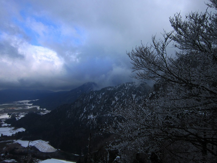 Foto: Andreas Koller / Wander Tour / Im Winter aufs Kienbergl (1071m) / 10.01.2017 01:43:27