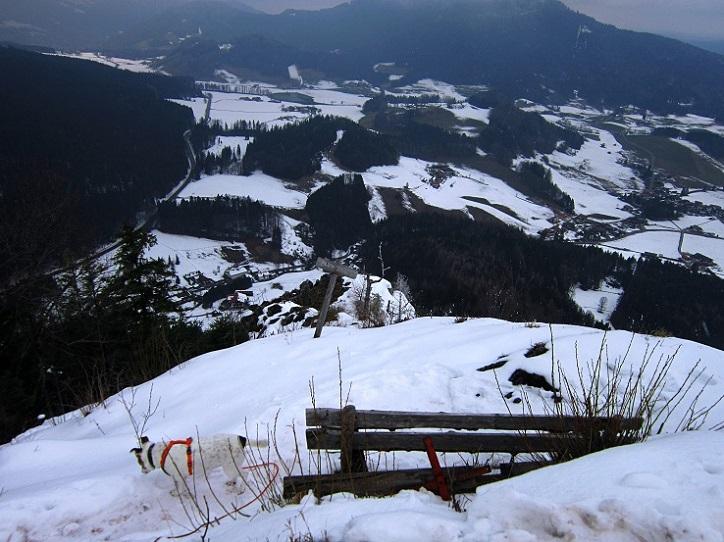 Foto: Andreas Koller / Wander Tour / Im Winter aufs Kienbergl (1071m) / 10.01.2017 01:43:18