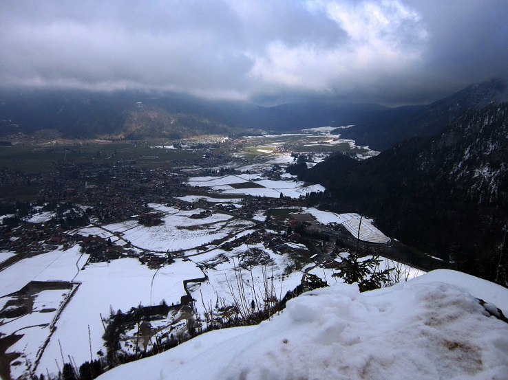 Foto: Andreas Koller / Wander Tour / Im Winter aufs Kienbergl (1071m) / 10.01.2017 01:43:08