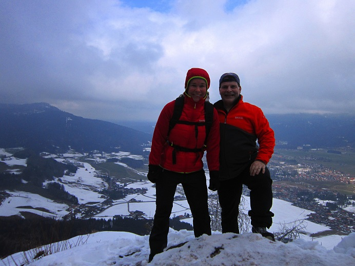 Foto: Andreas Koller / Wander Tour / Im Winter aufs Kienbergl (1071m) / 10.01.2017 01:41:34
