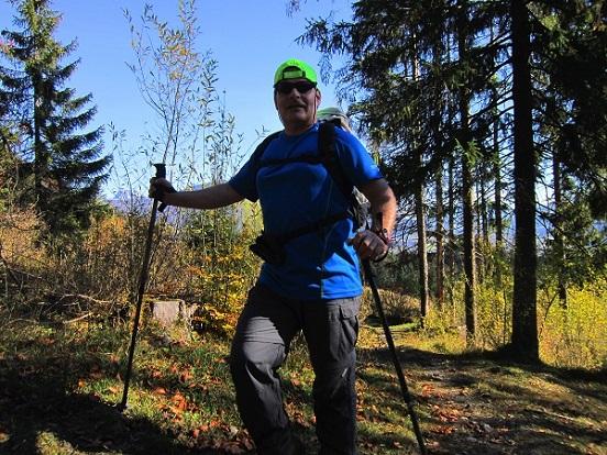 Foto: Andreas Koller / Klettersteig Tour / Maiklsteig und Schatterberg (1274m) / 10.01.2017 02:51:33