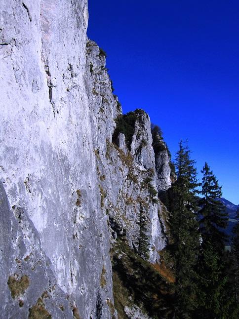 Foto: Andreas Koller / Klettersteig Tour / Maiklsteig und Schatterberg (1274m) / 10.01.2017 02:49:02