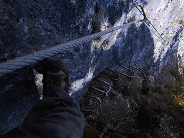 Foto: Andreas Koller / Klettersteig Tour / Maiklsteig und Schatterberg (1274m) / 10.01.2017 02:48:52