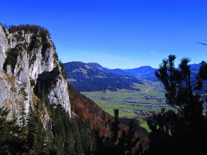 Foto: Andreas Koller / Klettersteig Tour / Maiklsteig und Schatterberg (1274m) / 10.01.2017 02:48:32