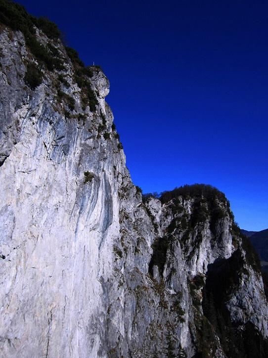 Foto: Andreas Koller / Klettersteig Tour / Maiklsteig und Schatterberg (1274m) / 10.01.2017 02:48:22