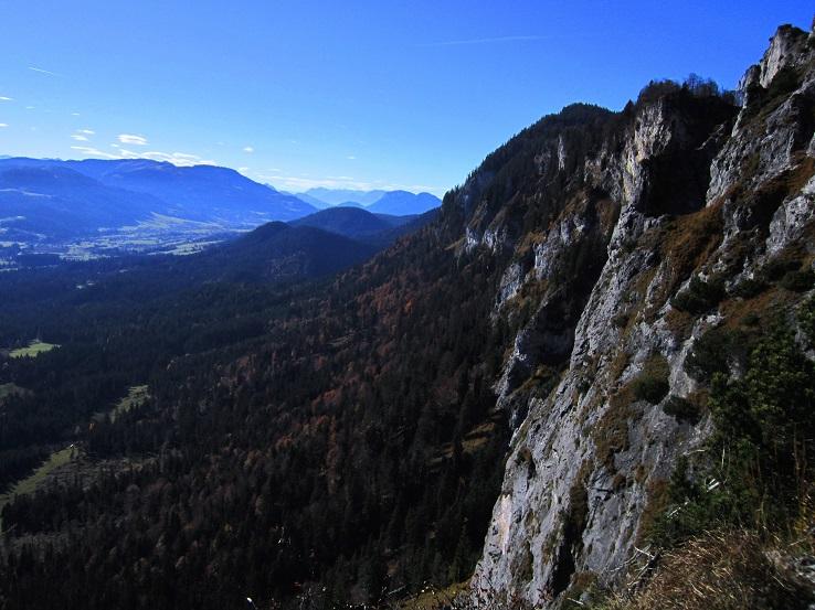 Foto: Andreas Koller / Klettersteig Tour / Maiklsteig und Schatterberg (1274m) / 10.01.2017 02:48:12